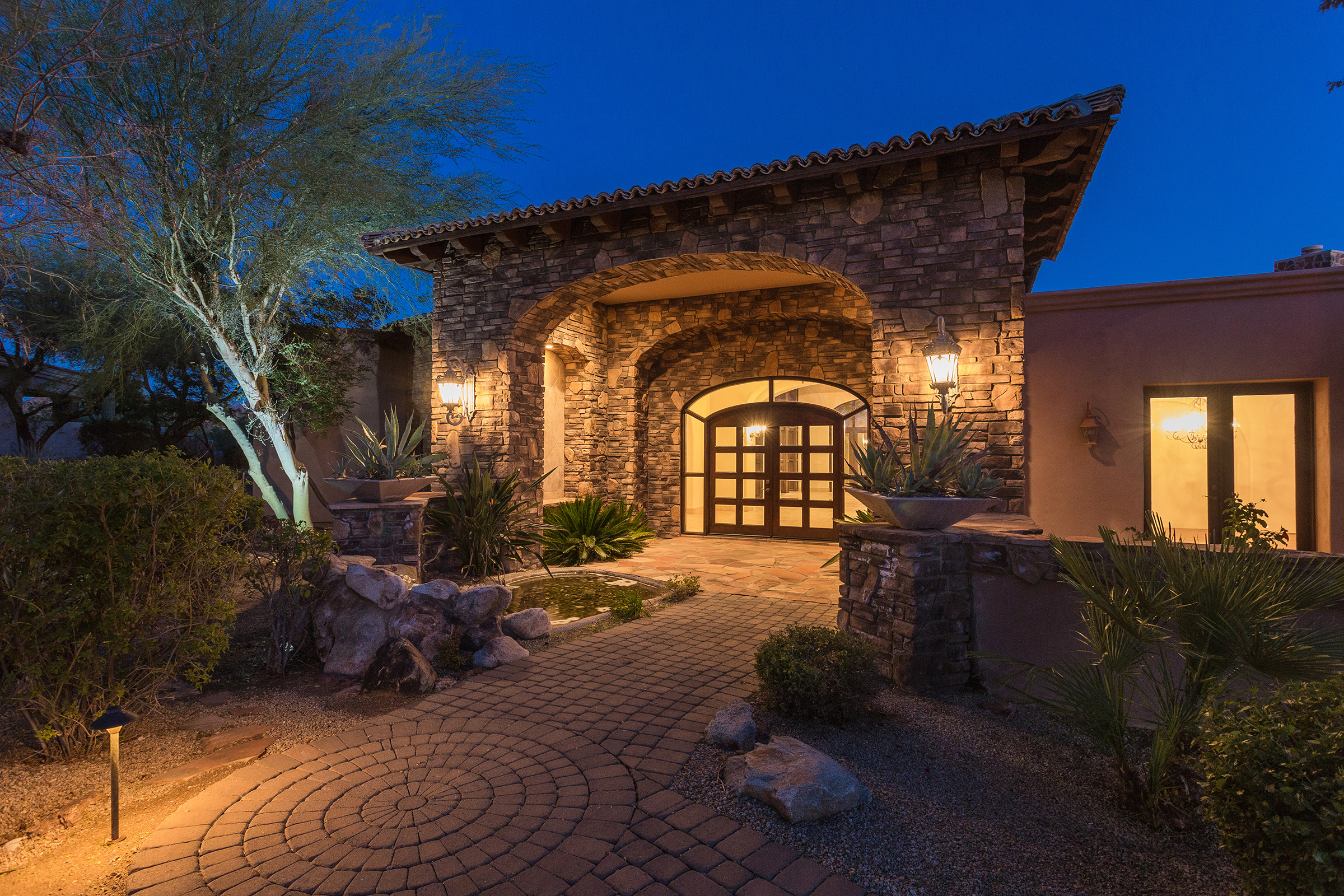 North Scottsdale Golf Course Real Estate Photographer 01 02